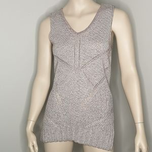 Simply Noelle Textured Knit Tank Top